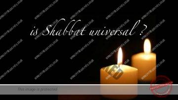 Daily Chidush: Why are Noahides (non Jews) not allowed to observe Shabbat?
