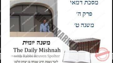 Demai Chapter 5 Mishnah 9