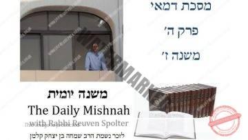 Demai Chapter 6 Mishnah 7