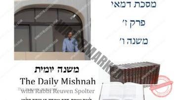 Demai Chapter 7 MIshnah 6