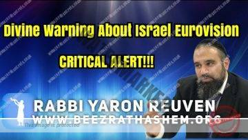Divine Warning About Israel EUROVISION