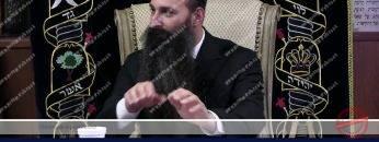 Elul – Sharpening the edges – What to do in Elul – Rabbi Alon Anava