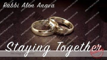 How do we maintain Achdut in marriage? – Rabbi Alon Anava