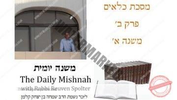 Kilayim Chapter 2 Mishnah 1