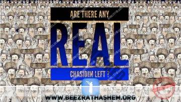MUSSAR Pirkei Avot (106) Are There Any Real Chasidim Left?