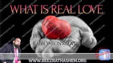 MUSSAR Pirkei Avot (118) What Is Real LOVE? PART 1