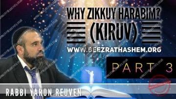 MUSSAR Pirkei Avot (124) Why Zikkuy HARABIM (KIRUV)? PART 3