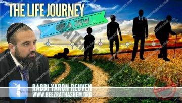 MUSSAR Pirkei Avot (132 )The Life Journey Of A Jew