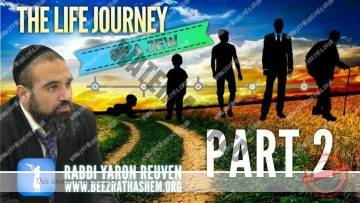 MUSSAR Pirkei Avot (133)The Life Journey Of A Jew PART II