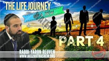 MUSSAR Pirkei Avot (135)The Life Journey Of A Jew PART 4