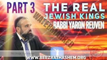 MUSSAR Pirkei Avot (152) The Real Jewish Kings 3
