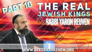 MUSSAR Pirkei Avot (159) The Real Jewish Kings 10