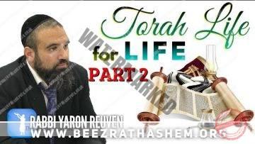 MUSSAR Pirkei Avot (167) TORAH LIFE for LIFE 2