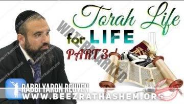 MUSSAR Pirkei Avot (168) TORAH LIFE for LIFE 3