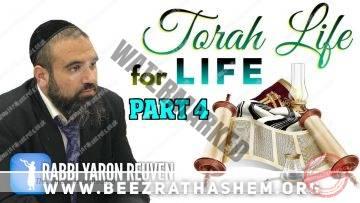 MUSSAR Pirkei Avot (169) TORAH LIFE for LIFE 4