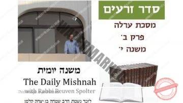 Orlah Chapter 2 Mishnah 10