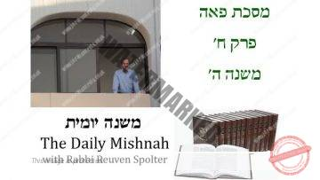 Peah Chapter 8 Mishnah 5