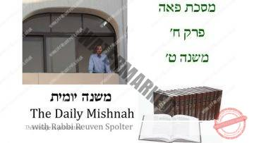 Peah Chapter 8 Mishnah 9