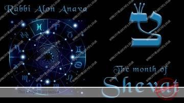 Practical teachings of Kabbalah for the month of Shevat – Rabbi Alon Anava
