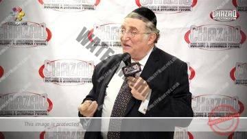 Pre-Passover Inspiration – Rabbi Paysach Krohn