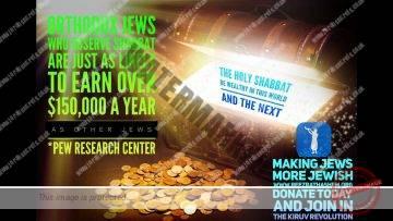 Shabbat Money: The Foundation of Emuna (5 Minutes)