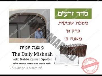 Sheviit Chapter 1 Mishnah 2