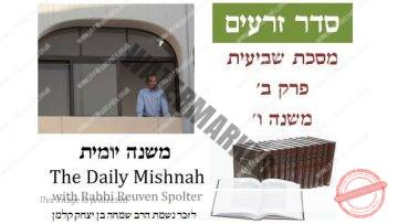 Sheviit Chapter 2 Mishnah 6