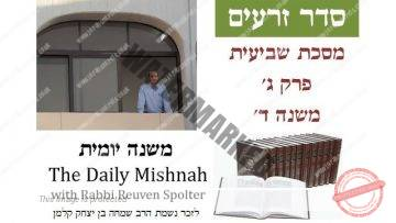 Sheviit Chapter 3 Mishnah 4