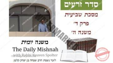Sheviit Chapter 4 Mishnah 5