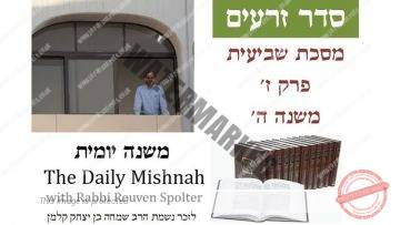 Sheviit Chapter 7 Mishnah 5
