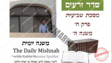 Sheviit Chapter 8 Mishnah 5