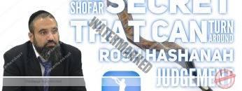 STUMP THE RABBI PART 23  The Shofar Secret That Can Turn Around Rosh HaShanah Judgement