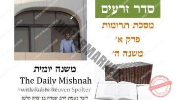 Terumot Chapter 1 Mishnah 5