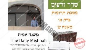 Terumot Chapter 1 Mishnah 9
