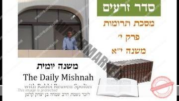 Terumot Chapter 10 Mishnah 11