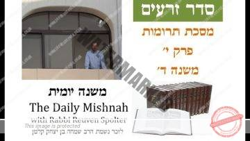 Terumot Chapter 10 Mishnah 4
