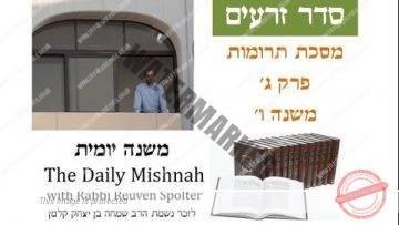 Terumot Chapter 3 Mishnah 6
