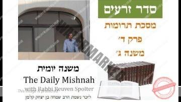 Terumot Chapter 4 Mishnah 3
