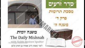 Terumot Chapter 4 Mishnah 5