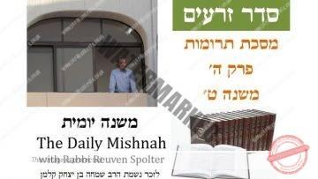 Terumot Chapter 5 Mishnah 9