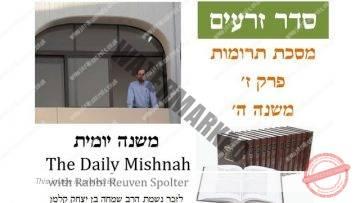 Terumot Chapter 7 Mishnah 5