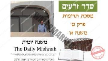 Terumot Chapter 9 Mishnah 1
