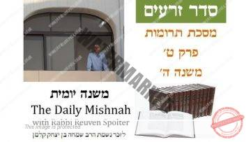 Terumot Chapter 9 Mishnah 5
