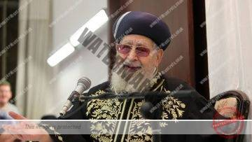 The Greatness of Rabbi Ovadia Yosef ZT'L