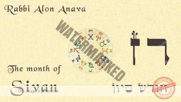The secrets of Kabbalah behind the month of Sivan – Rabbi Alon Anava
