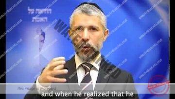 The Weekly Challenge: Admitting the Truth – Rabbi Zamir Cohen