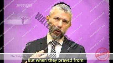 The Weekly Challenge: Secluded Prayer – Rabbi Zamir Cohen