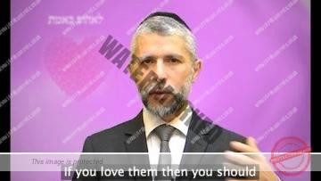 The Weekly Challenge: What is True Love? – Rabbi Zamir Cohen