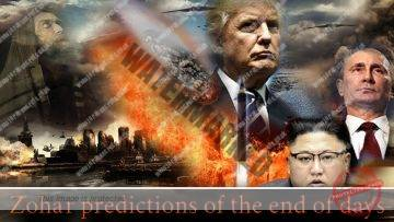 The Zohars predictions of the end of days!!! Rabbi Alon Anava