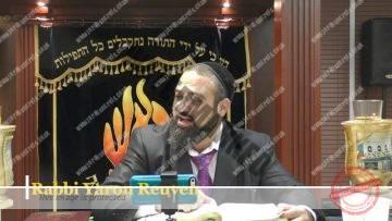 Why Should You Send Your Husband to Shiur Torah?  (6 Minutes)